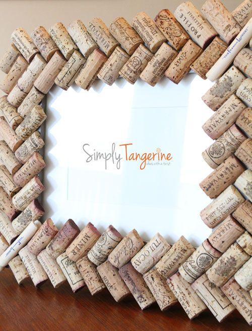 best 25 cork frame ideas on pinterest wine cork frame wine kitchen themes and wine cork crafts - Wine Cork Picture Frame