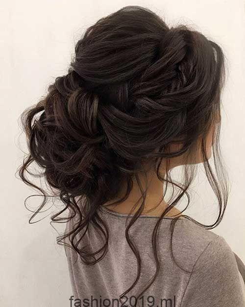 Voluminose Griechische Mohawk Haare Griechische Frisuren Hochzeitsfrisuren Frisuren
