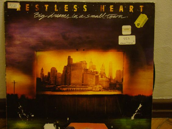 Restless Heart - Big Dreams in a Small Town - Germany Edition