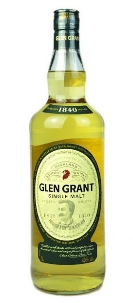 Whisky Single Malt Glen Grant Teor alcoólico: 40% Volume: 1.000 ml