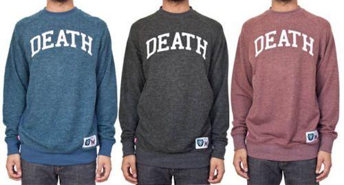 Mishka Death Sweaters