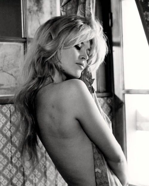 Brigitte Bardot dans