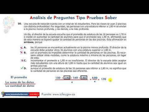 Pin En Preicfes Matemáticas Pruebas Saber 11