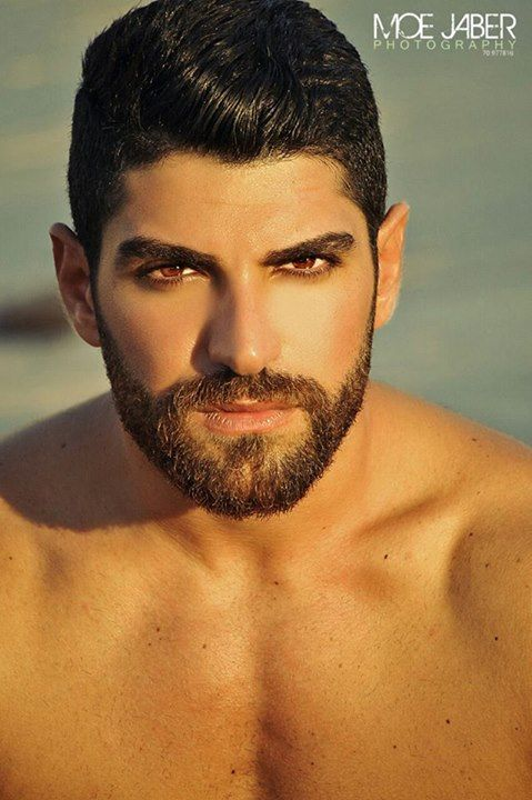 male models from lebanon