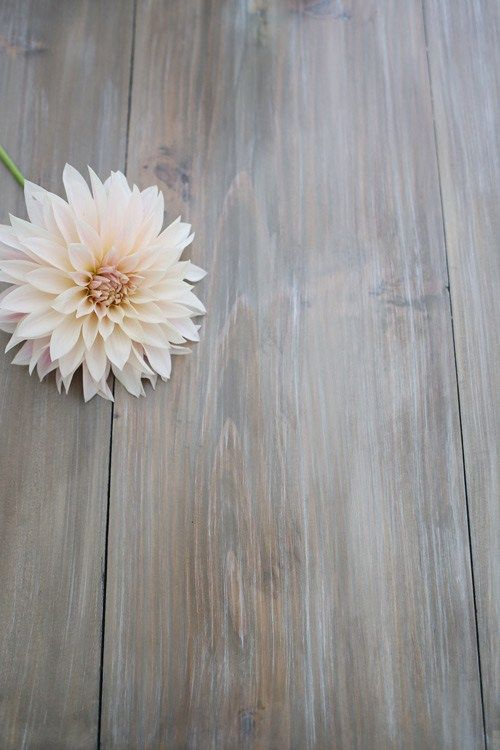 How To Create A Weathered Wood Gray Finish Weathered Wood Finish Grey Stained Wood Staining Wood