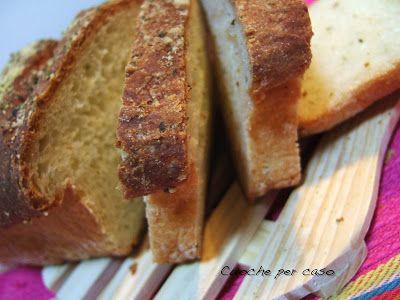 Cuoche per caso: World Bread Day 08 - Pane mediterraneo allo yogurt
