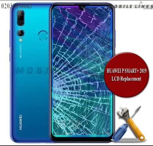 Huawei P Smart Plus 2019 Lcd Replacement Repair Huawei Repair Lcd