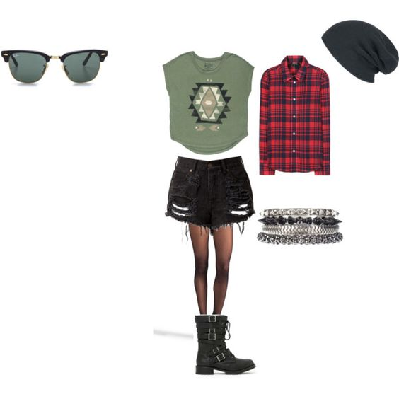 inspired panic at the disco concert outfit created by. Black Bedroom Furniture Sets. Home Design Ideas