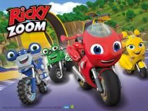 Come Meet Ricky Zoom The New Cartoons That Your Children Will Love Kid Character Cartoon Your Child