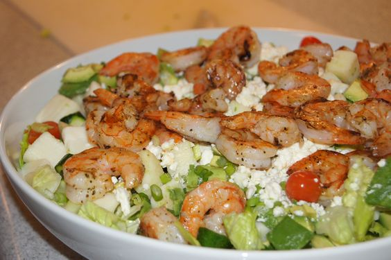 avocado shrimp salads shrimp zucchini grilled shrimp avocado tomatoes ...