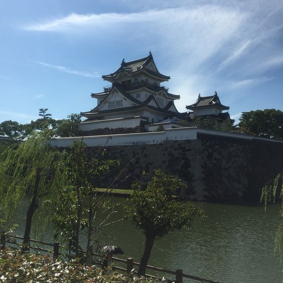岸和田城 Kishiwada Castle, Osaka, Japan