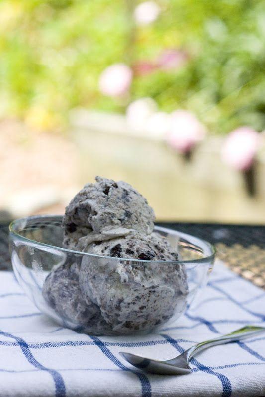 Diente »Galletas dulces de Erica y crema de helado