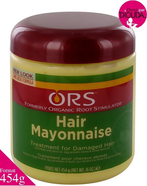 Le reconstituant de Choc pour cheveux secs, cassants, fragilisés.<br /> Grand format 454g