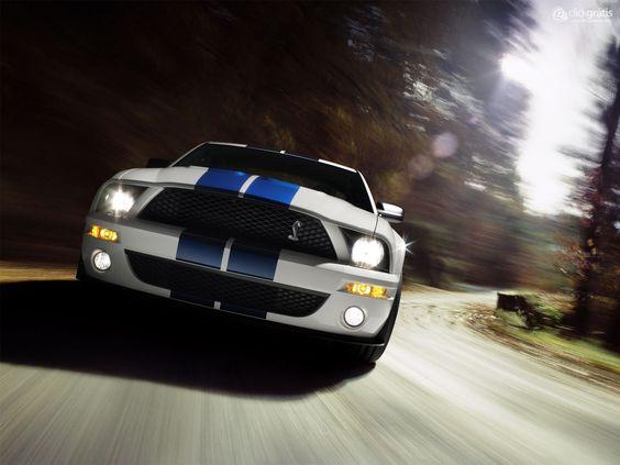 Papel de Parede - Mustang Shelby GT-H