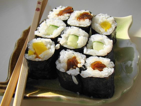 http://danareva.hubpages.com/hub/Sushi-Guide-for-Beginners-and-Lovers-and-Everyone-in-Between