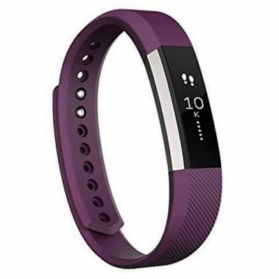 Fitbit Alta rastreador de ejercicios, ciruelo, Pequeño