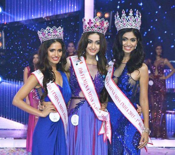 Aditi Arya Crowned Miss World India 2015