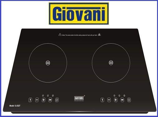 Những mẫu bếp từ Giovani dưới 7 triệu đồng bán chạy nhất