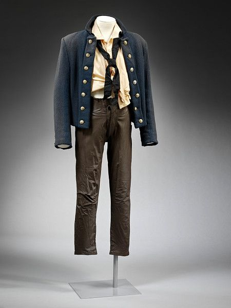 Costume worn by Adam Ant for the Goody Two Shoes and Desperate But Not Serious videos and the Friend Or Foe tour, 1982