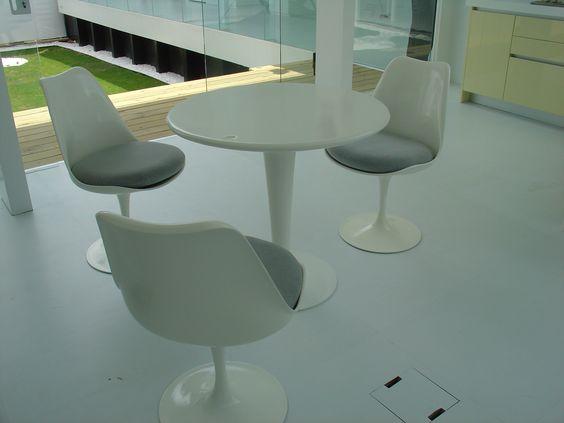 #TULIP CHAIR鬱金香椅-宏亮建設 樣品屋