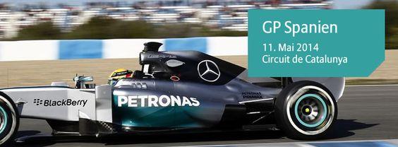 Europa-Auftakt der Formel 1: Barcelona gilt dank seiner schnellen Kurven für Aerodynamik-Tests prädestiniert. Wer beim GP von Spanien schnell ist, dürfte auf den anderen Strecken keine grossen Probleme mit der Geschwindigkeit haben. #F1 #FIA