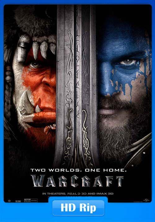 Warcraft 2016 Bluray 720p Dual Audio Hindi X264 480p 300mb
