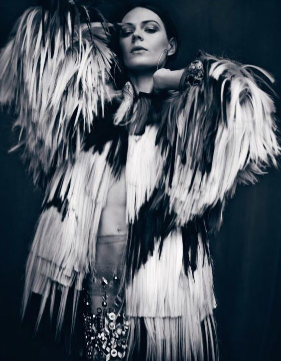 Dansk Magazine Fall/Winter 2014   Kinga Rajzak by Rory Payne [Editorial]