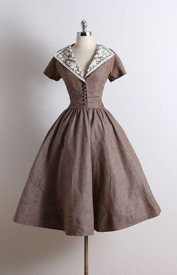 School summer dress zip metals