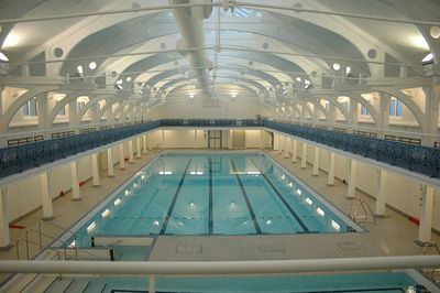 Camberwell Baths, Southwark - A project within the Southwark Leisure Centre Framework for the design, development and refurbishment, remodel...