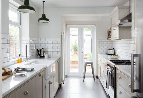 Lighting Ideas For Galley Kitchens
