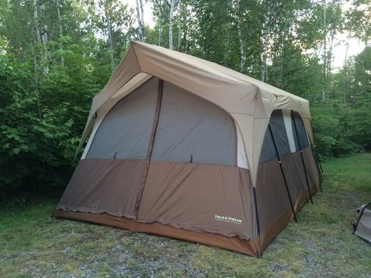 Review Photo 1 Wilderness Cabins 10 Person Tent Tent