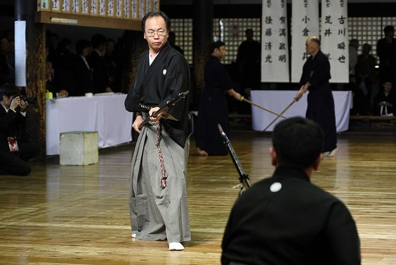 Owari Kan-ryu Sojutsu / 尾張貫流槍術 by oroshi, via Flickr