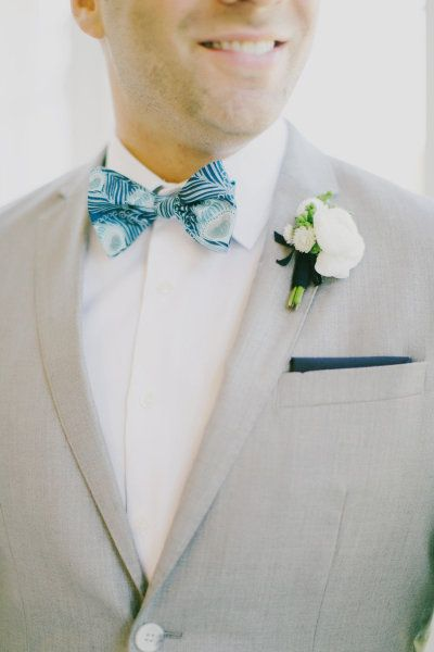 Add a little color to your groom!