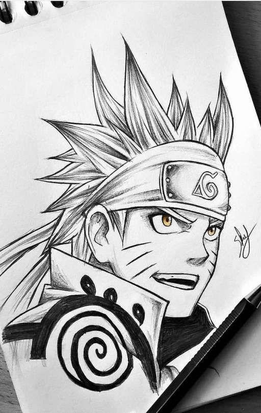 7 Drawing Ideas Naruto Anime Drawings Naruto Sketch Naruto Drawings