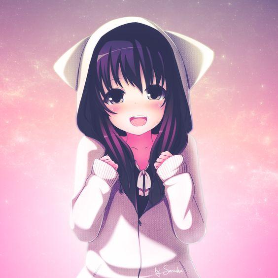 kawaii girls - Pesquisa Google | Cute ♡ | Pinterest | Cats ...
