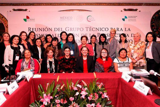 Primera Reunión del Grupo Técnico para la Transversalización de la Perspectiva de Género en el Sistema Iberoamericano - http://plenilunia.com/noticias-2/primera-reunion-del-grupo-tecnico-para-la-transversalizacion-de-la-perspectiva-de-genero-en-el-sistema-iberoamericano/31664/