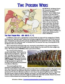 greek unity for the persian war The ancient persian and greek cultures did not exist in isolation  when a  persian king went to war, he not only took his army with him, but many courtiers   of course, the depicted unity was not necessarily real, but an ideal.
