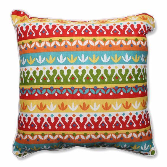 Cotrell Garden 25-inch Floor Pillow