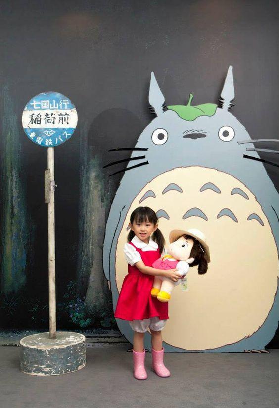 Mei My Neighbor Totoro