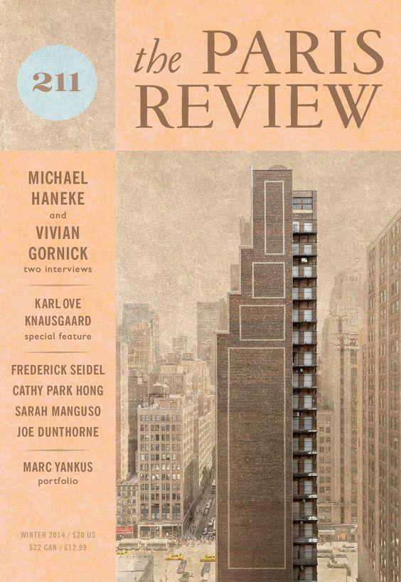 The Paris Review No. 211, Winter 2014
