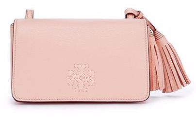 Beautiful Tory Burch mini Thea clutch/cross-body
