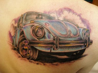 vw tattoo vw and volvo tattoos pinterest tatoeages. Black Bedroom Furniture Sets. Home Design Ideas
