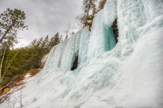 Icefalls