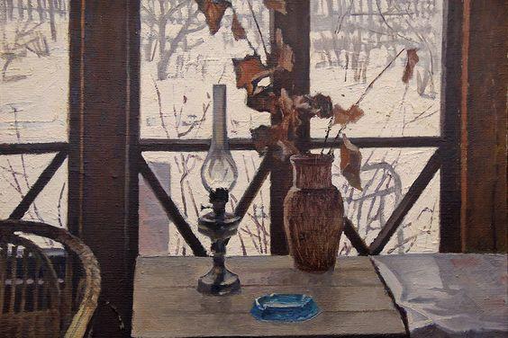 Фрагмент картины Подляского А.Ю.