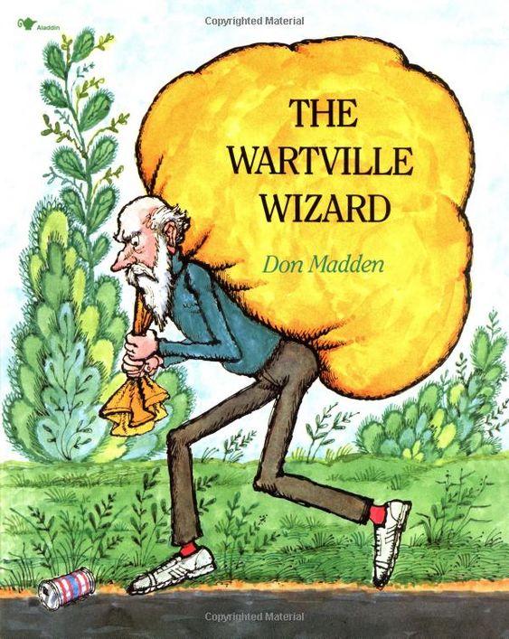 Habit #2 ... Wartville Wizard by Don Madden