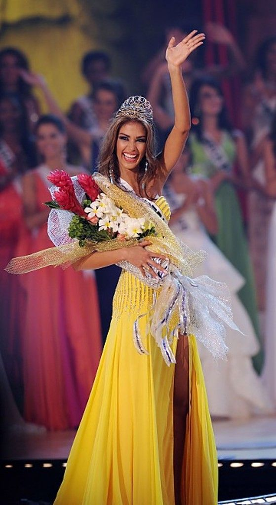 Dayana Mendoza – 2008, Venezuela