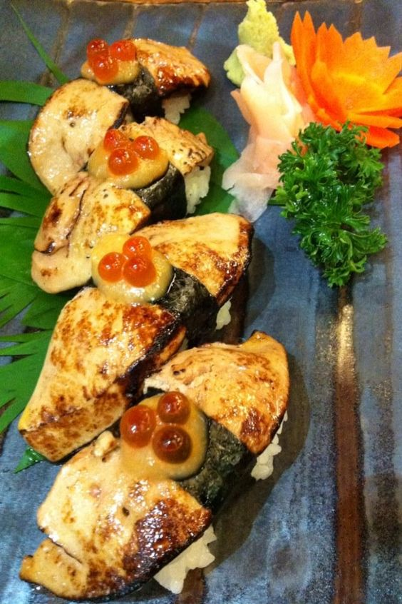 Fougra Sushi look yum?