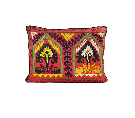suzani pillow from Sleeping Partners, available @ the Foundary starting Thursday!: