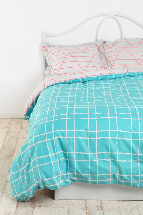 Assembly Home Between The Lines Duvet Cover