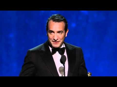Jean dujardin wins the oscar for best actor for his for Dujardin weinstein